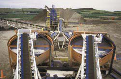 ORTNER Edmonton - Sand Recycling - Track & Tread Article