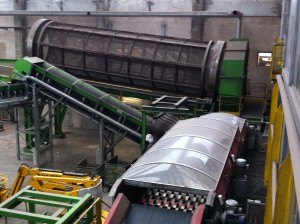 Eco-Star replacement of large trommel